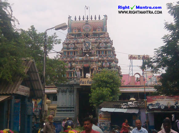 Kasi Viswanadhar temple 2D