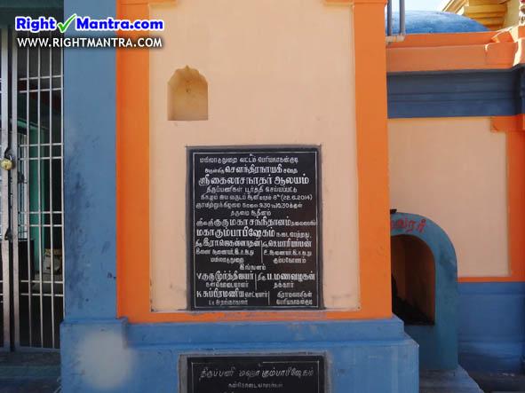 Nagangudi Temple 20