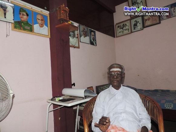 Netaji soldier Muthappa