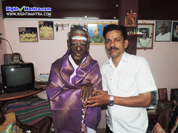 With Muthappa _ murugan