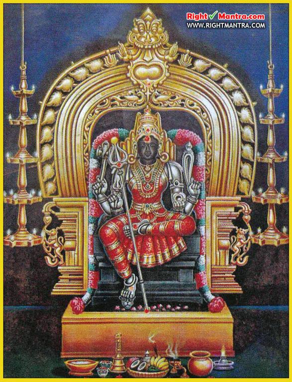 கொன்னையூர் அருள்மிகு மாரியம்மன்