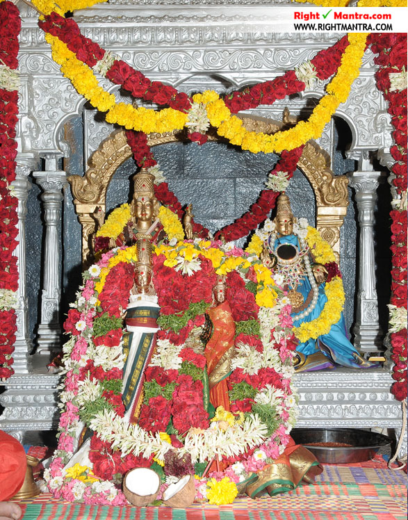 பிரம்மாரம்பா சமேத மல்லிக்கார்ஜூன சுவாமி, ஸ்ரீசைலம்