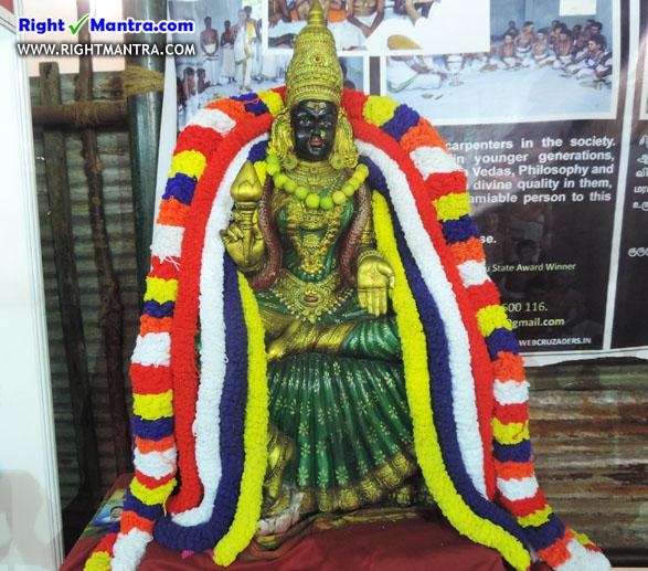(சமீபத்தில் நடந்து முடிந்த இந்து ஆன்மீக கண்காட்சியில் எடுத்தது....!)