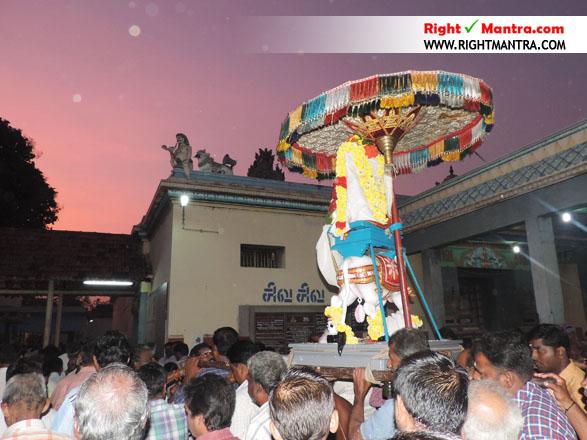 Pradhosha Urchavam 11