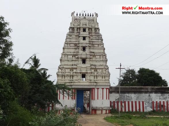 சென்னை சித்துக்காடு சுந்தரராஜ பெருமாள்