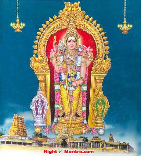 Thiruchendhur muruga