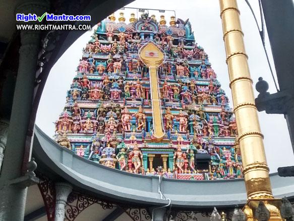 Thirupporur Temple