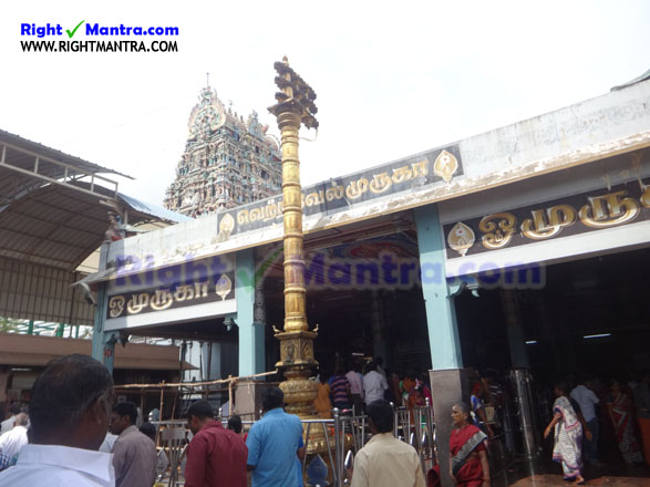 Devar Vadapalani Temple 3