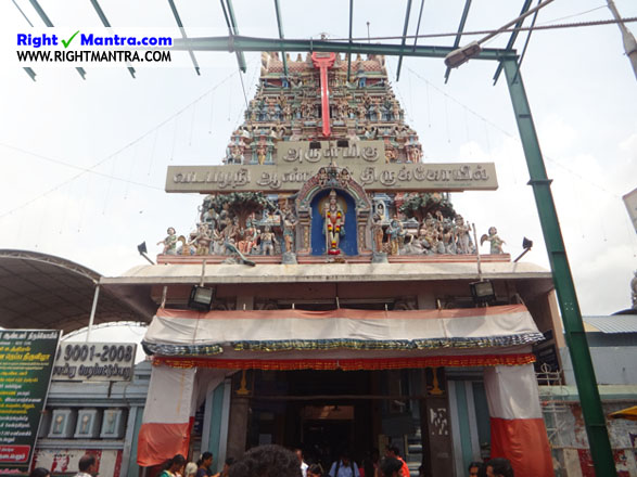 Devar Vadapalani Temple 5
