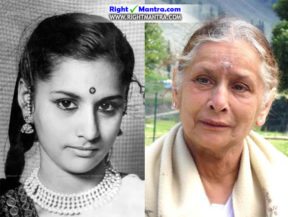 Kanchana then and now