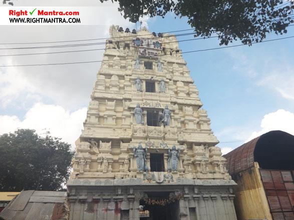 Madurantakam Eri Katha Ramar Temple 1
