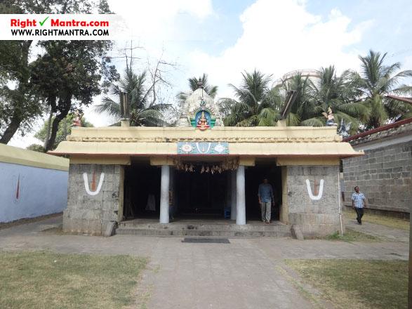 Madurantakam Eri Katha Ramar Temple 10