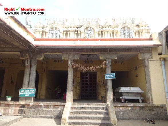 Madurantakam Eri Katha Ramar Temple 17