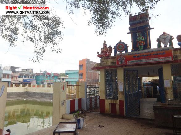 Madurantakam Eri Katha Ramar Temple 4
