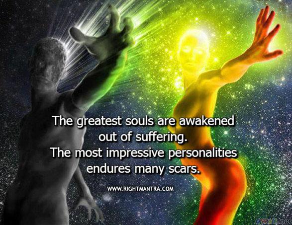 Soul suffering
