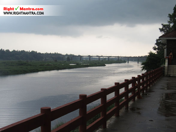 Kalady Crocodile Ghat 3