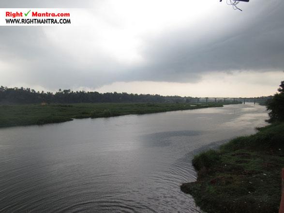 Kalady Crocodile Ghat 4