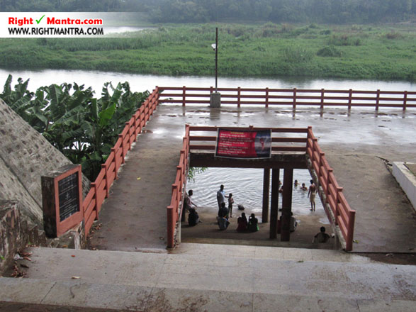 Kalady Crocodile Ghat 8