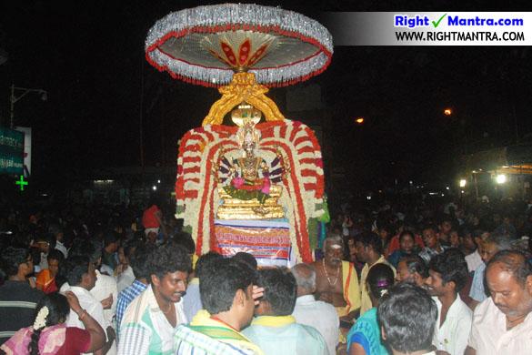 சுயம்பு அங்காள பரமேஸ்வரி