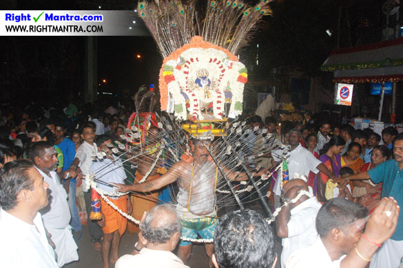 Mylai Arupathu Moovar Festival 40