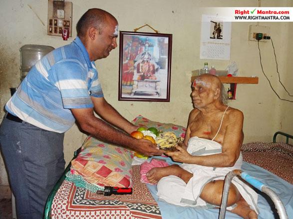T R Chandramouli Sastrigal 4D