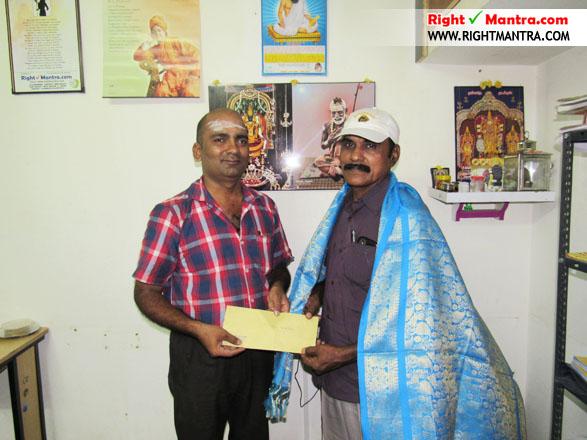 With Sekar sir 2