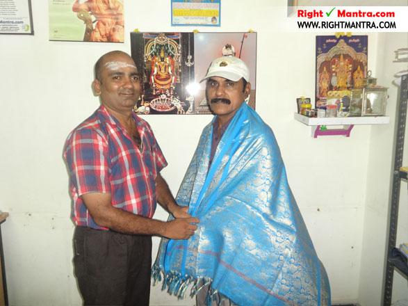 With Sekar sir 3