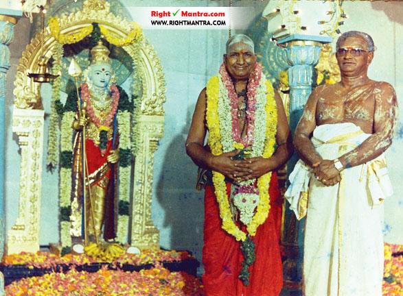 Devar with Variyar