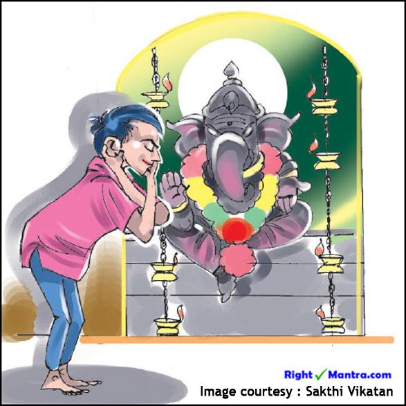 Ganapathy prayer