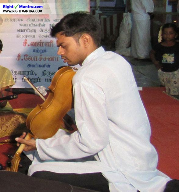 Kumar Violinst 5