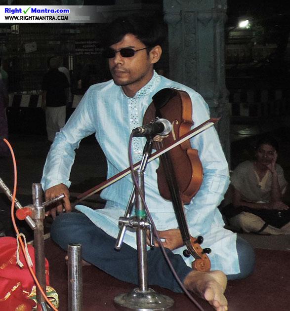 Violin kumar