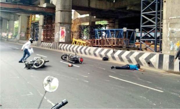 Giridharan chennai metro accident