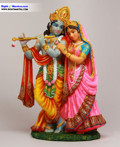 Lord Krishna Doll