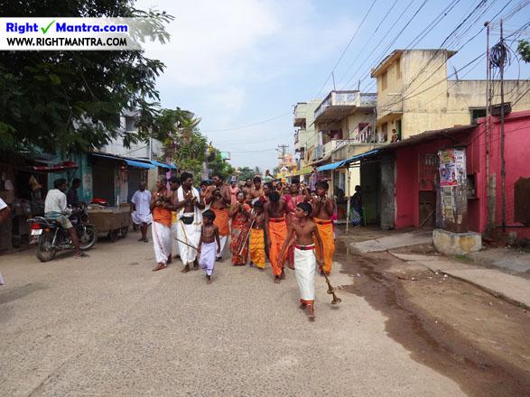 Mangadu Nambiyandar Nambi Guru Pooja 1