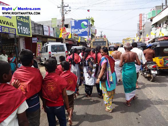 Mangadu Nambiyandar Nambi Guru Pooja 12