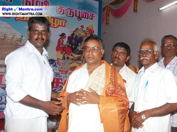 Mangadu Nambiyandar Nambi Guru Pooja 21