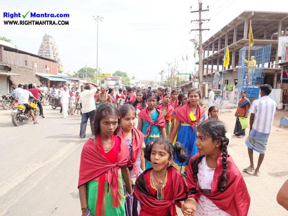 Mangadu Nambiyandar Nambi Guru Pooja 9