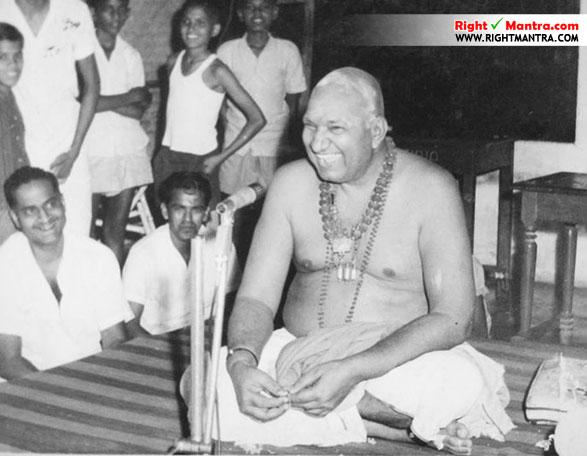 Krupanandha Variyar swamigal