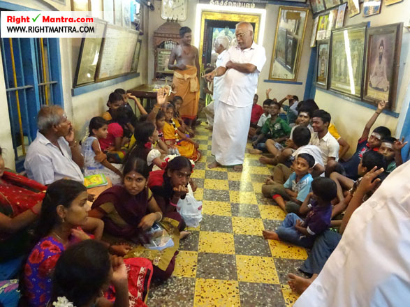 Kundrathur_Thevara Class Students 16