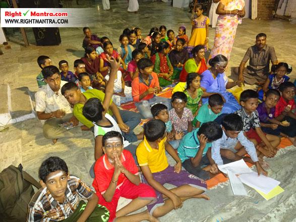 Kundrathur_Thevara Class Students 18