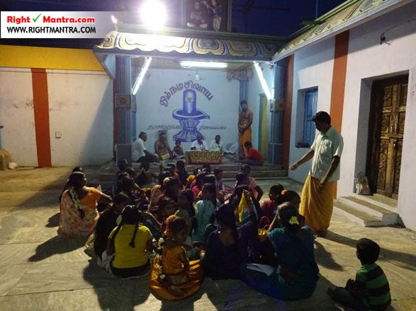 Kundrathur_Thevara Class Students 19