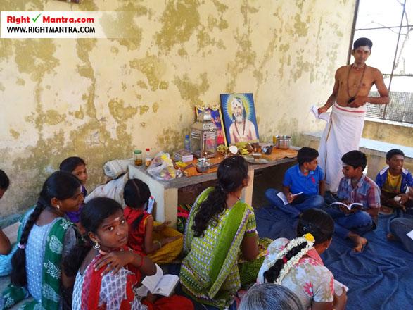 Kundrathur_Thevara Class Students 4