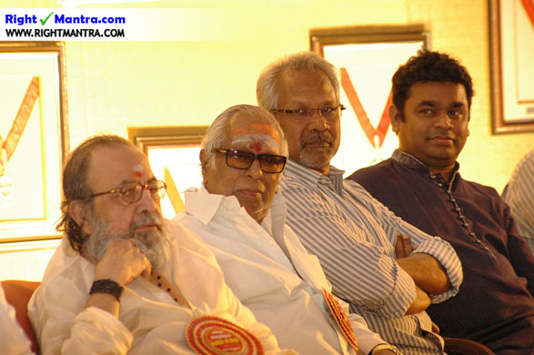 M S Viswanadhan with Cho 2