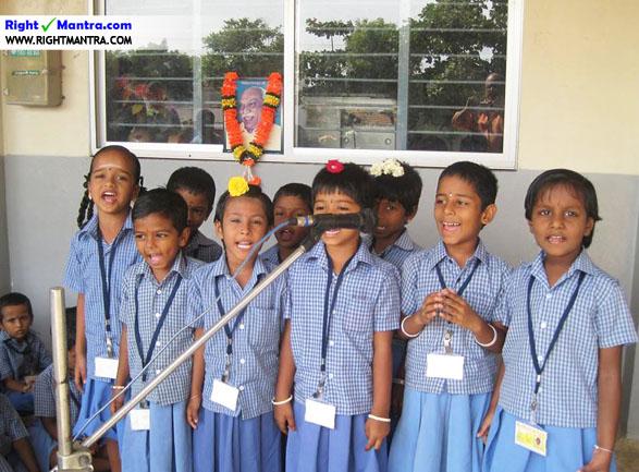 Students kamarajar 3