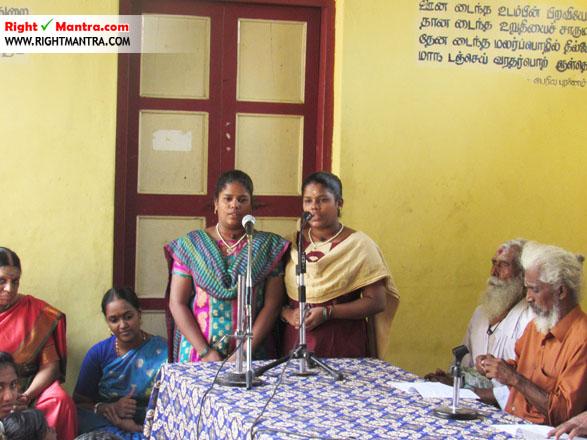 Thiruvalidhaya Sisters