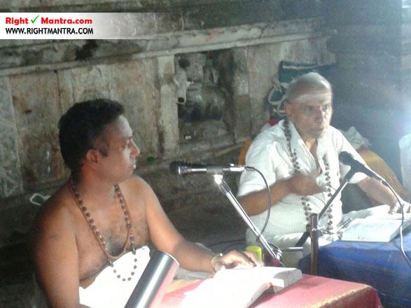 தில்லையில் சொற்பொழிவில் டாக்டர் திரு.நடராஜ் அவர்கள்...