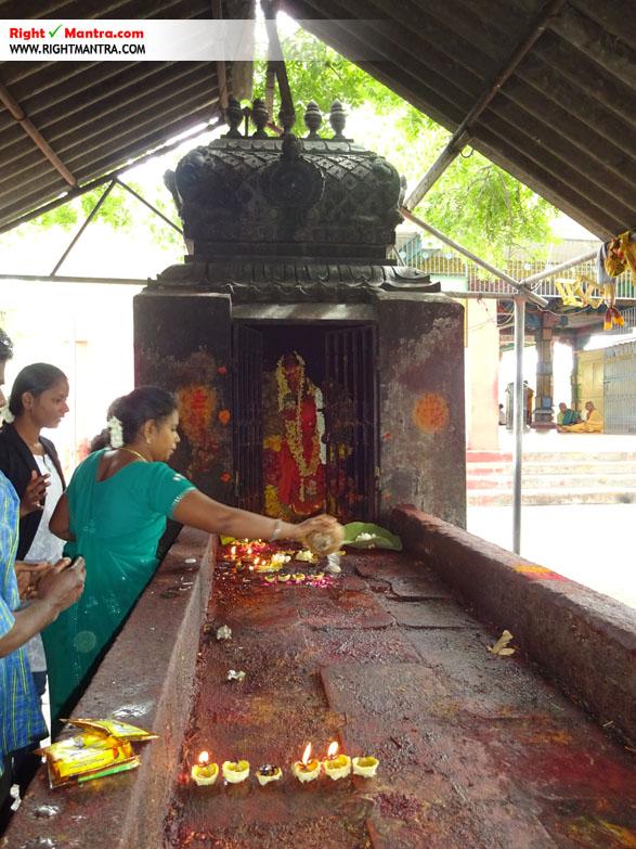 Maddur Mahisashura Marthini Temple 12