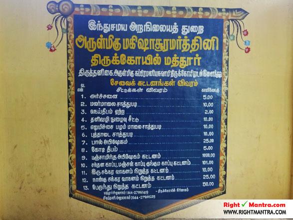 Maddur Mahisashura Marthini Temple 17