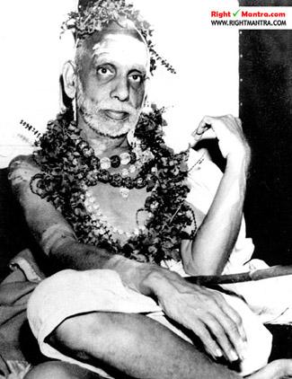 Maha Periyava maddur mahisashusura marthini