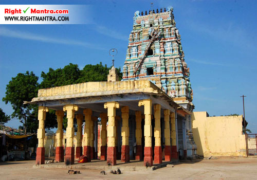 Narthamalai temple